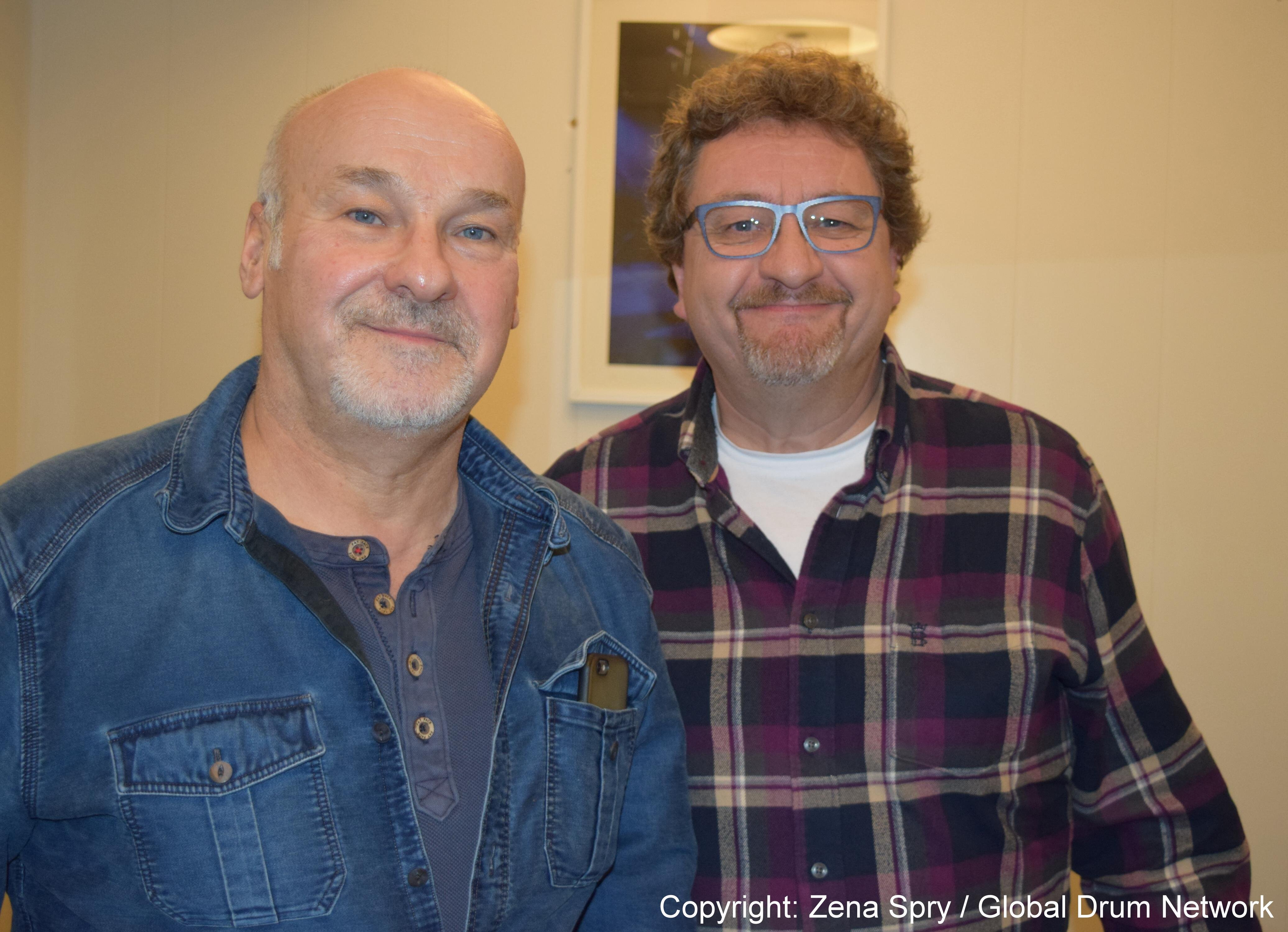From his own successful solo career to Squeeze, Eric Clapton, Mike & The Mechanics and many more, it's PAUL CARRACK on the Global Drum Network Podcast! Episode 13.